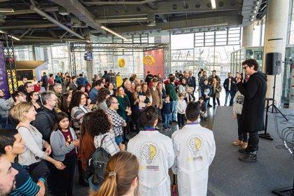 Palacio Euskalduna de Bilbao acoge la jornada de divulgación científica 'Homo Curiosus' con entradas agotadas