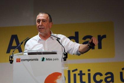"""Baldoví apela al """"sentido común"""" e insiste en dividir el Grupo Mixto para """"poder trabajar con unas mínimas condiciones"""""""