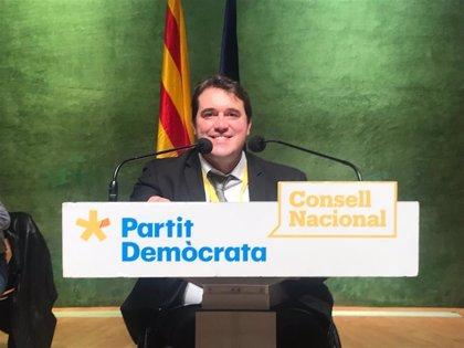 """El Consell Nacional del PDeCAT avala con el 85% la propuesta de """"transitar"""" hacia JxCat"""