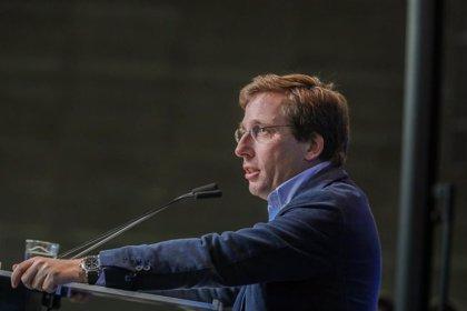"""Almeida insiste en que los adversarios del PP no son Vox y Ciudadanos sino quienes quieren """"romper España"""""""