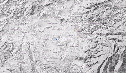 Registrado un terremoto de magnitud 3,5 con epicentro en La Malahá (Granada)