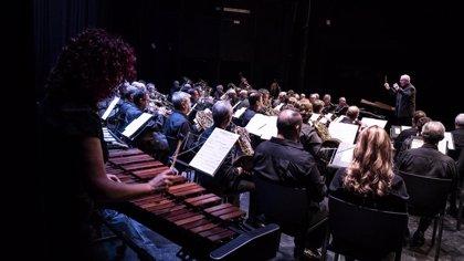 La Banda Municipal de València celebra la navidad por primera vez con dos conciertos extraordinarios
