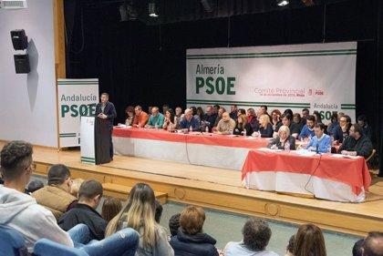 """El PSOE reclama la paralización """"definitiva"""" de los pozos de emergencia de Alcóntar (Almería)"""