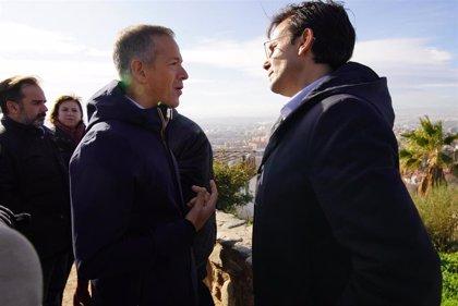 """Cuenca traslada al Senado """"el problema de la contaminación"""" para mejorar la calidad del aire de Granada"""