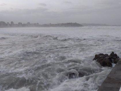 Alerta por lluvia y viento en el noroeste peninsular este domingo con temperaturas estables en toda España