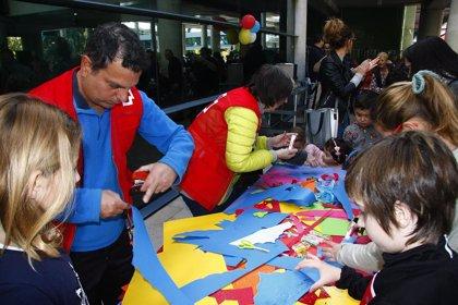 Son Espases acoge la fiesta de Navidad para niños ingresados y los hijos de trabajadores con varias actividades