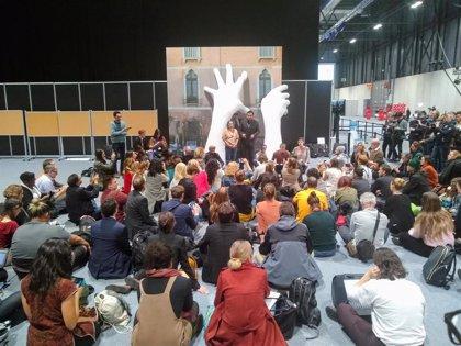 """Plenario alternativo de las ONG en la Cumbre del Clima: """"Nuestras vidas y nuestra tierra no están en venta"""""""