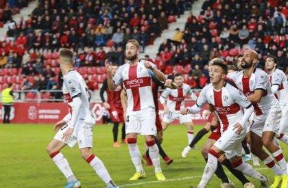 El Huesca entra en mal momento en Miranda y el Zaragoza escala al tercer puesto