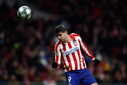 """Morata: """"No me molesta que se hable de fichajes en invierno"""""""