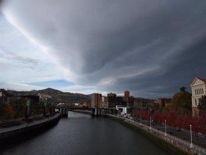 Previsiones meteorológicas del País Vasco para hoy, día 15