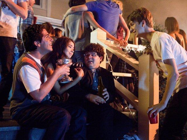Fotograma de la película 'Proyecto X'