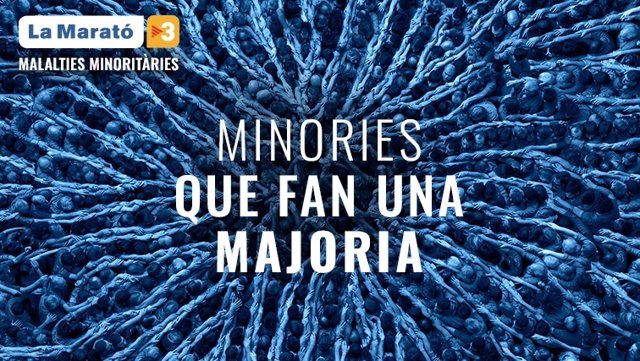 Cartell de la Marató de TV3