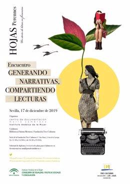 El IAM conmemora el 10º aniversario de 'Generando Lecturas' con un encuentro de jóvenes autoras andaluzas y de grupos de lectura.