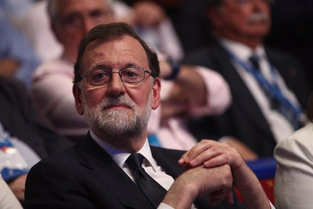 El expresidente del Gobierno Mariano Rajoy en una imagen de archivo
