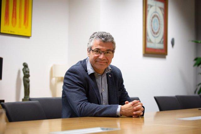 El secretari d'Igualtat, Migracions i Ciutadania de la Generalitat, Oriol Amorós