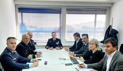 Un convenio entre la Comunidad y Defensa acercará a militares al empleo en la sociedad civil