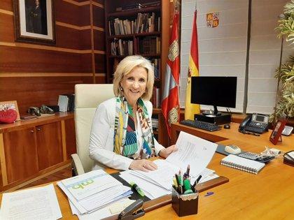 Casado destaca el esfuerzo que hizo Sanidad y la Gerencia de Burgos para que en Aranda no ocurriera lo que en Verín