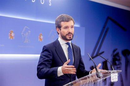 """Dirigentes conservadores europeos """"entienden"""" la negativa del PP a investir a Sánchez tras escuchar a Casado"""