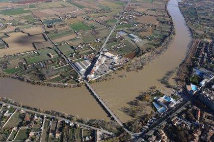 El Gobierno foral desactiva el Plan especial de emergencia ante el riesgo de inundaciones en Navarra