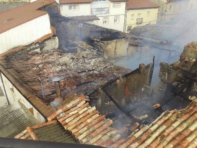 CEIS Rioja confirma que el incendio de Foncea ya está controlado