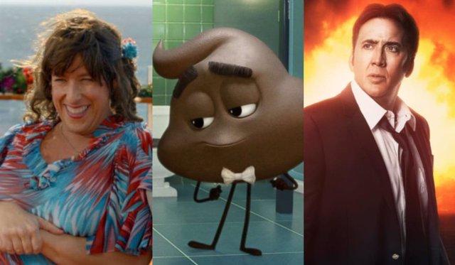Las peores películas de la década
