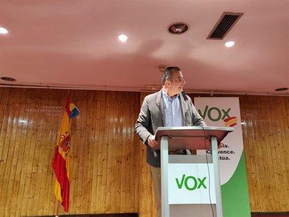 Ortega Smith admite que apoyaría un Gobierno del PPdeG si los populares lo necesitasen en las autonómicas de 2020