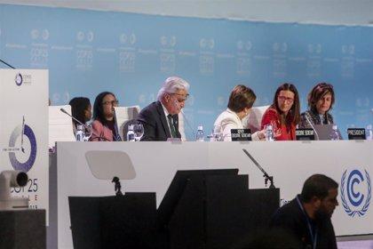 """One Ocean ve """"un paso importante"""" pero """"insuficiente"""" la inclusión de un punto sobre océanos en el acuerdo de la COP25"""