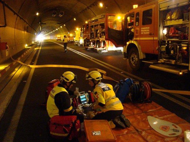 Sescam aprueba el procedimiento para la atención de los profesionales de emergencias sanitarias en incidentes críticos