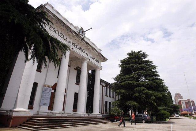 La ESMA, centro de detención clandestino de Buenos Aires