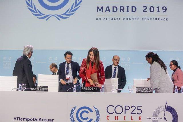 COP25.-La diplomacia climática decepciona y exhibe su desconexión de la sociedad