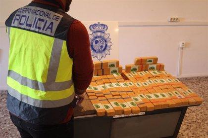 La Policía Nacional se incauta de 30 kilos de heroína en Imárcoain