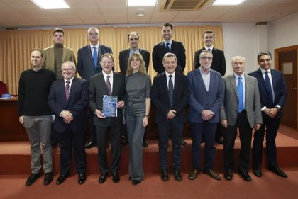 Toni Bové, fisioterapeuta del FC Barcelona, se doctora en la UCAM