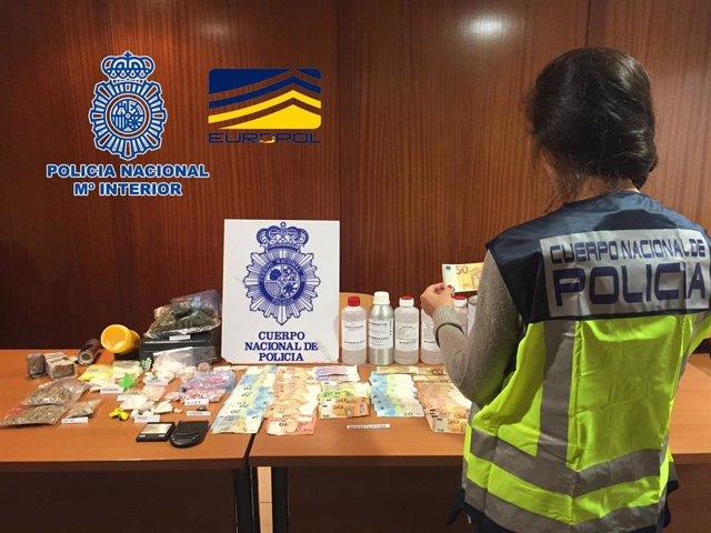 """[Grupomadrid] """"La Policía Nacional Participa En Una Operación Internacional Contra La Falsificación De Moneda"""""""
