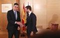 Casado confirma que Sánchez no romperá con Podemos para acercarse al PP
