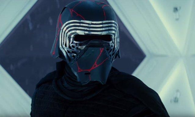 Kylo Ren conoce el pasado de Rey en Star Wars: El ascenso de Skywalker