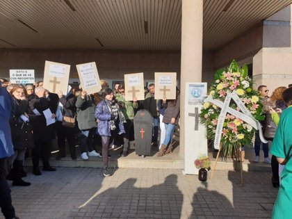 """La oposición insta a Feijóo a abandonar las """"excusas"""" y reabrir ya el paritorio del hospital de Verín"""