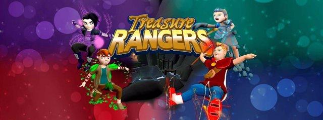 Treasure Rangers Es El Nuevo Juego De PS4 Que Visibiliza El Autismo.