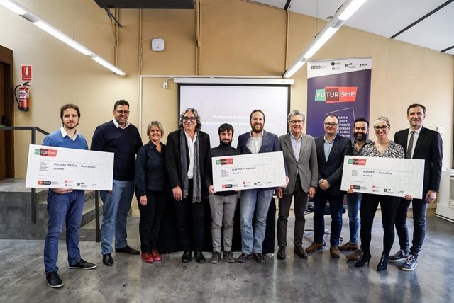 Els premis Futurisme reconeixen els projectes de Runderfy, Circular Travels i PlayVisit