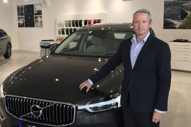 José María Galofré, consejero delegado de Volvo Car España