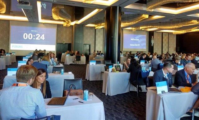 Costa del Sol presenta su oferta de congresos y reuniones a medio centenar de agentes especializados de Europa
