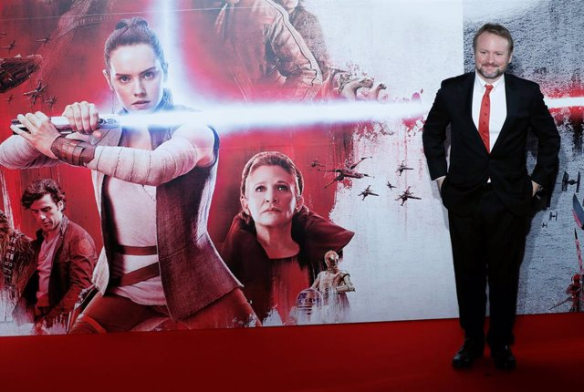 El director de Star Wars The Last Jedi, Rian Johnson