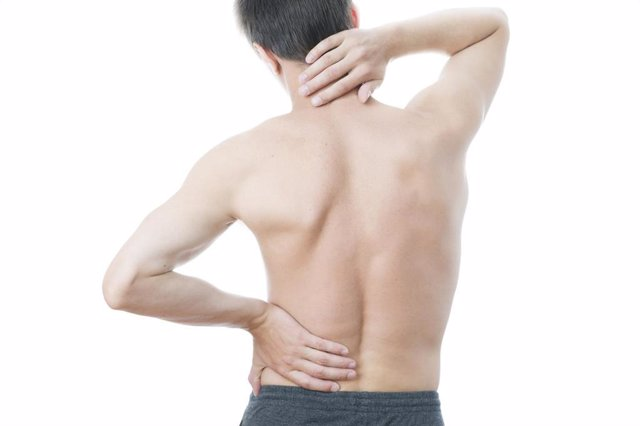 Dolor lumbar, dolor de espalda, dolor crónico