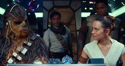 Crítica de Star Wars: El ascenso de Skywalker, error por continuidad