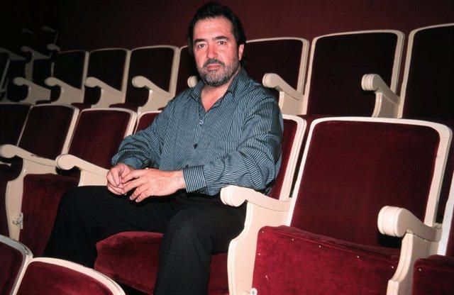 El cantautor basc Patxi Andion en una foto d'arxiu del 2001.
