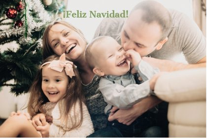 10 frases célebres para celebrar la Navidad en familia