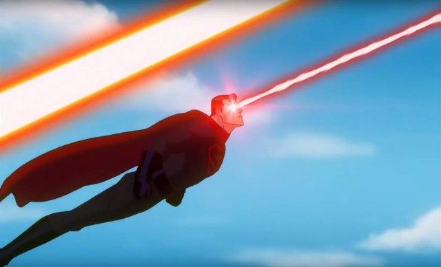 Imagen de Superman:: Hijo Rojo