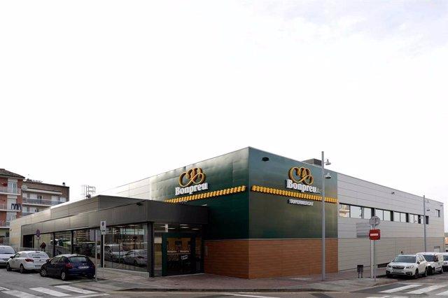 Supermercat Bonpreu