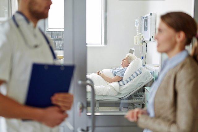 Enfermar, hospital, enfermo, médico