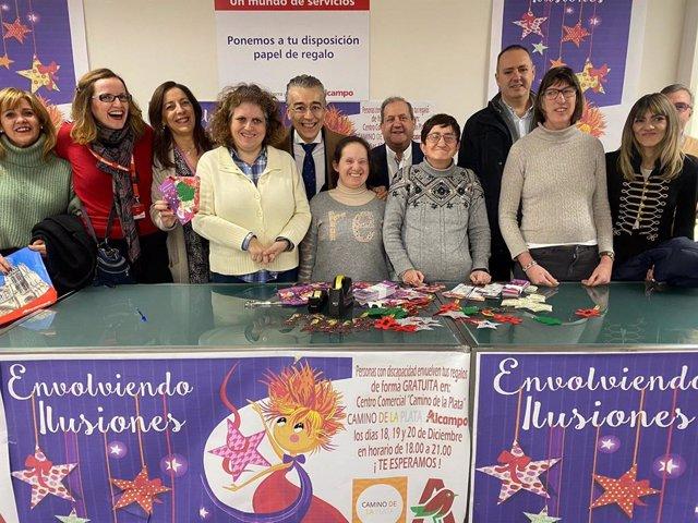 COMUNICADO: El centro comercial Camino de la Plata colabora una Navidad más con