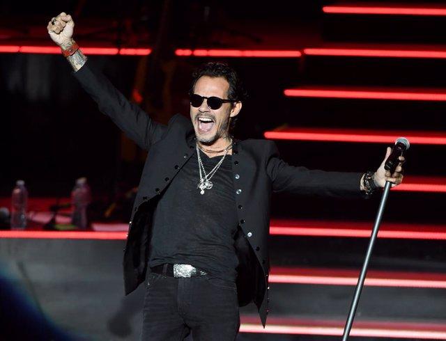 Marc Anthony Kicks Off Opus Tour In Las Vegas, NV